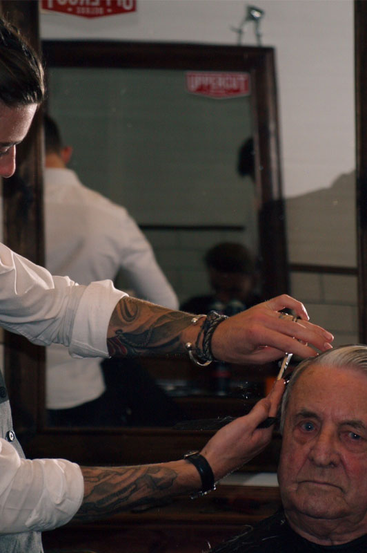 Mens haircuts from Bexhill Barbers